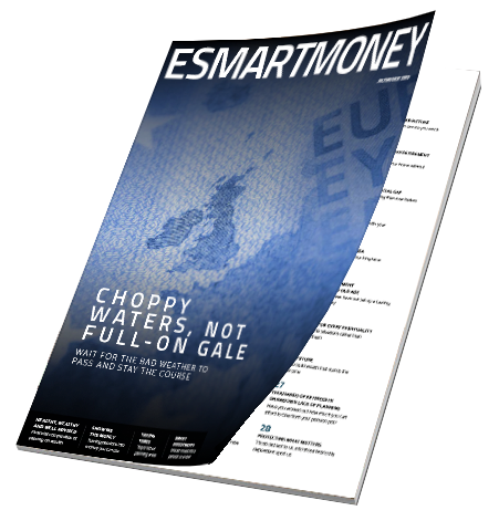eSmart Money -  July / August 2019