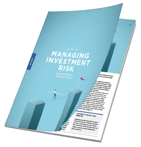 Managing Investment Risk -  July / August 2019