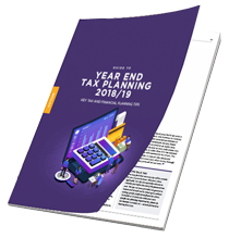 Year End Tax Planning -  March / April 2019