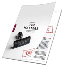 Tax Matters -  May / June 2019