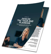 Year End Tax Planning -  March / April 2020