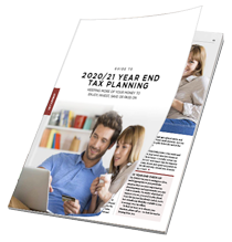 2020/21 Year End Tax Planning - January / February 2021